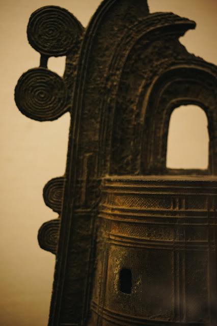 古代日本(Ancient Japan)|銅鐸(Two bronze bell)