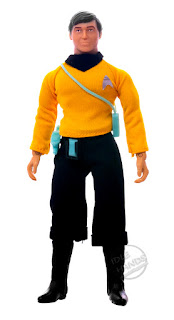 SDCC 2018 MEGO Target Exclusive Action Figures Star Trek Chekov 001