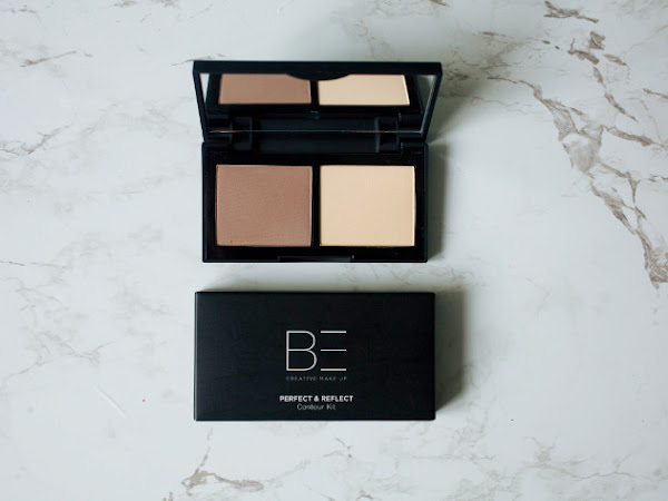 Beauty: BE Creative Perfect & Reflect contour kit review