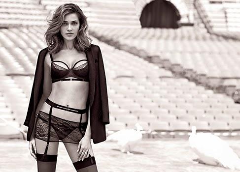 """Intimissimi da a su nueva colección un toque """"Burlesque"""" - Blog de Belleza Cosmetica que Si Funciona"""