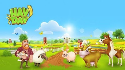 Best Farm Game Apps Hay Day