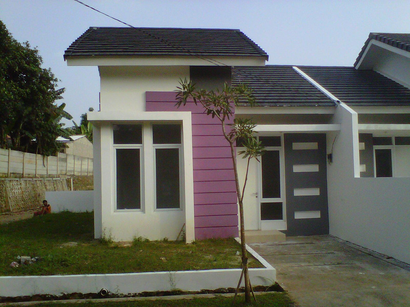 home and equipment desain rumah minimalis satu lantai