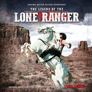 intrada THE LEGEND OF THE LONE RANGER