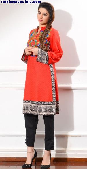 Origins Wonderful Winter Collection for Girls 2016 www.fashionwearstyle.com