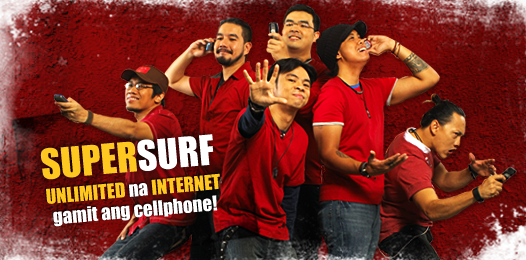 TM offers SUPERSURF 50, unlimited internet browsing using your TM prepaid SIM