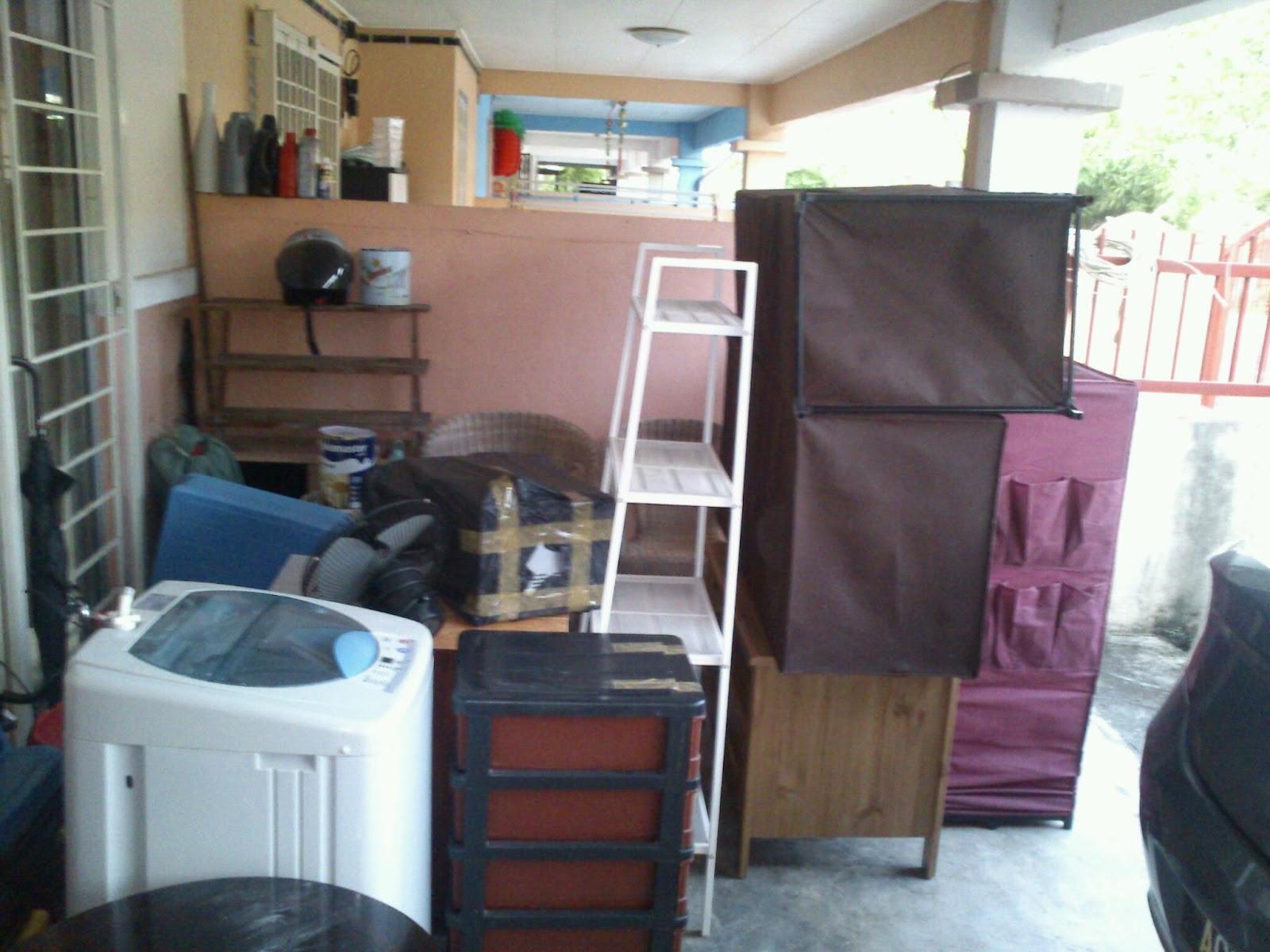 Mahabbah Qaseh: Senarai barang / keperluan untuk pindah