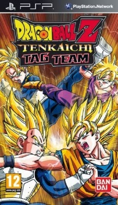 Dragon Ball Z Tenkaichi Tag Team - Download Game PSP PPSSPP