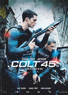 """Recenzja filmu """"Colt 45"""" (2014), reż. Fabrice Du Welz"""