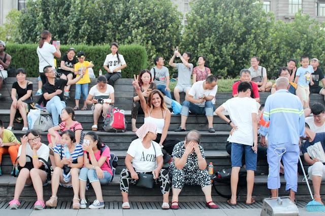 The Bund Shanghai People