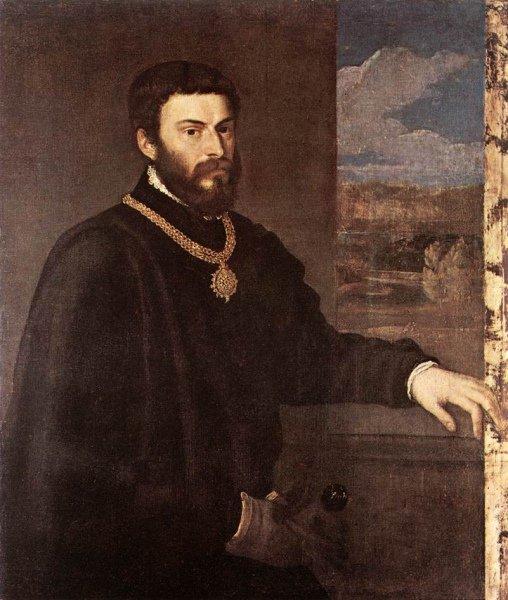 Tiziano Vecellio High Renaissance Painter Tutt Art