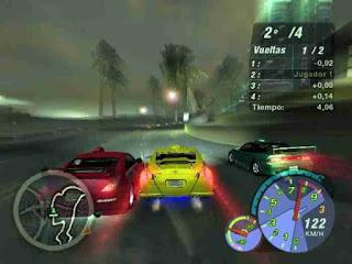 Racing cars nitro