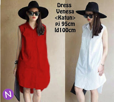 Jual Dress Dress Vanesa - 12474