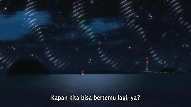 Penjelasan Maksud Ending Uchiage Hanabi
