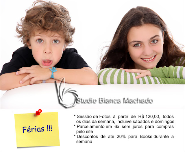 Book Fotografico - Studio Bianca Machado