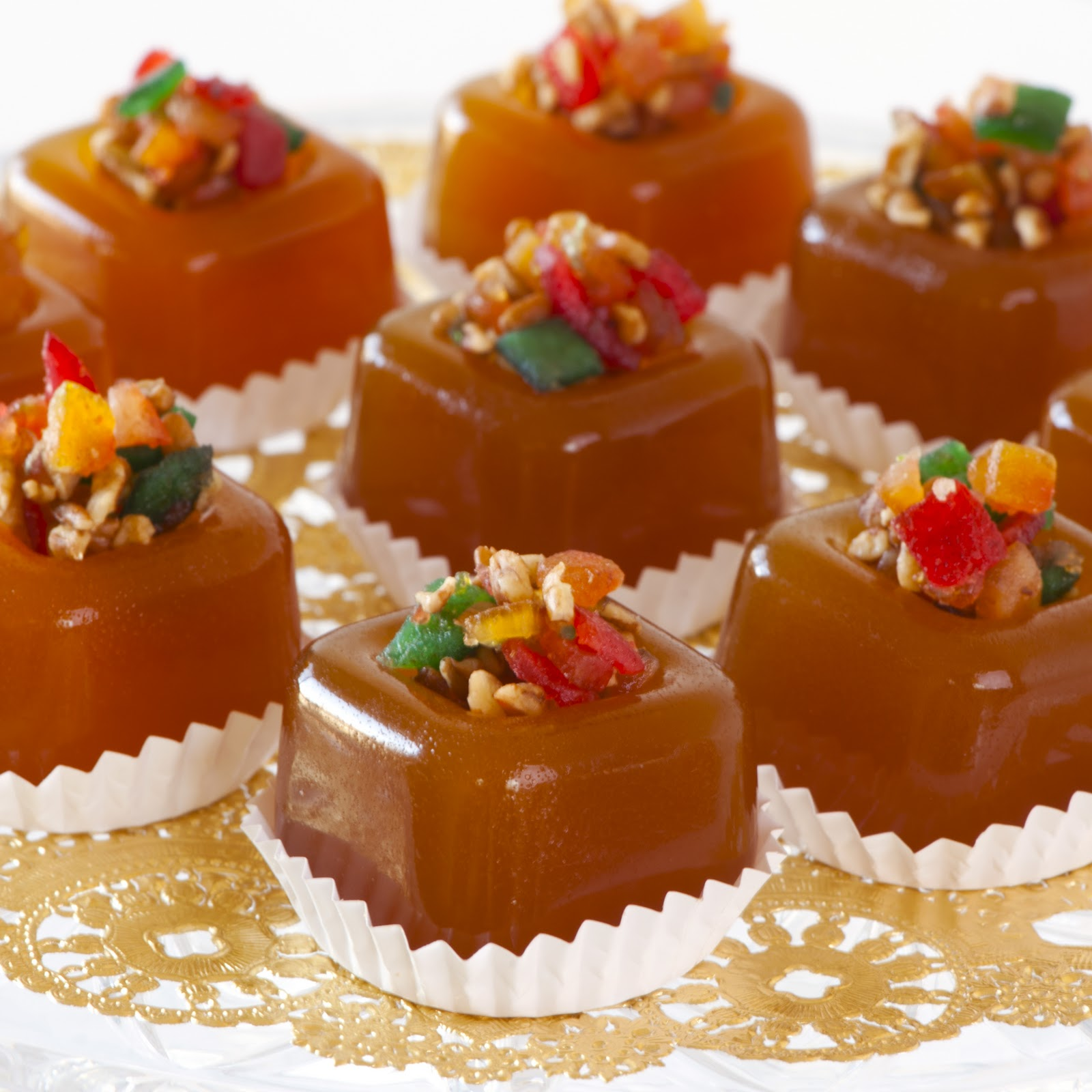 Home Style With A Side Of Gourmet: Christmas Jello SHots