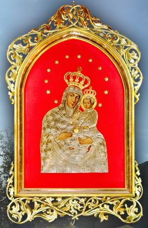 cudowne obrazy Matki Bożej