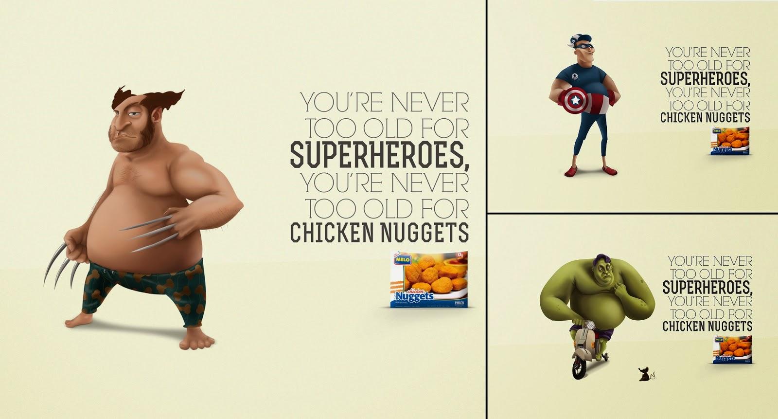 Campañas creativas, Campañas y súper héroes, Todos podemos ser súper héroes, Creatividad, Publicidad ingeniosa,