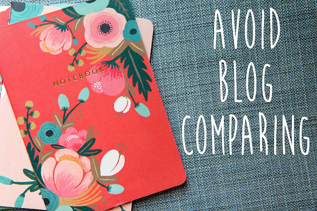 Avoid Blog Comparing