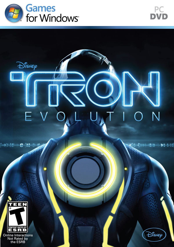 Tron Evolution Download Cover Free Game