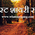 Latest Hindi Shayari Collection
