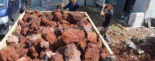 jual batu karang merah di jakarta bogor bekasi depok