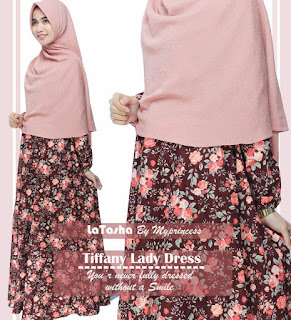 Gamis Latasha Tiffany Lady Dress