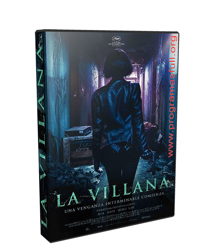 la villana poster box cover