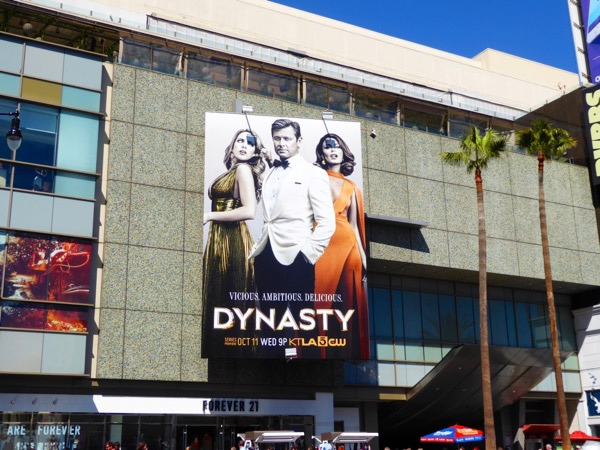 Dynasty 2017 series billboard