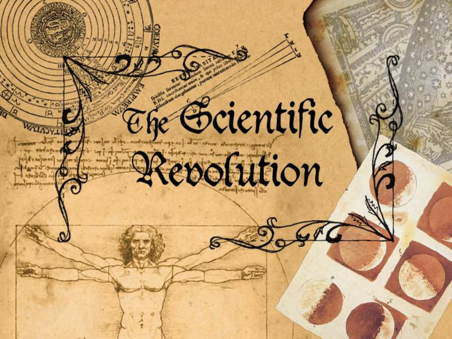 My So-Called Scientific Revolution: Home