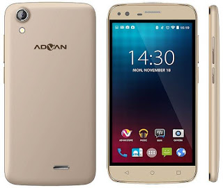 Cara Root Advan i5