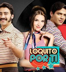 Ver novela Loquito por ti Capitulo 60