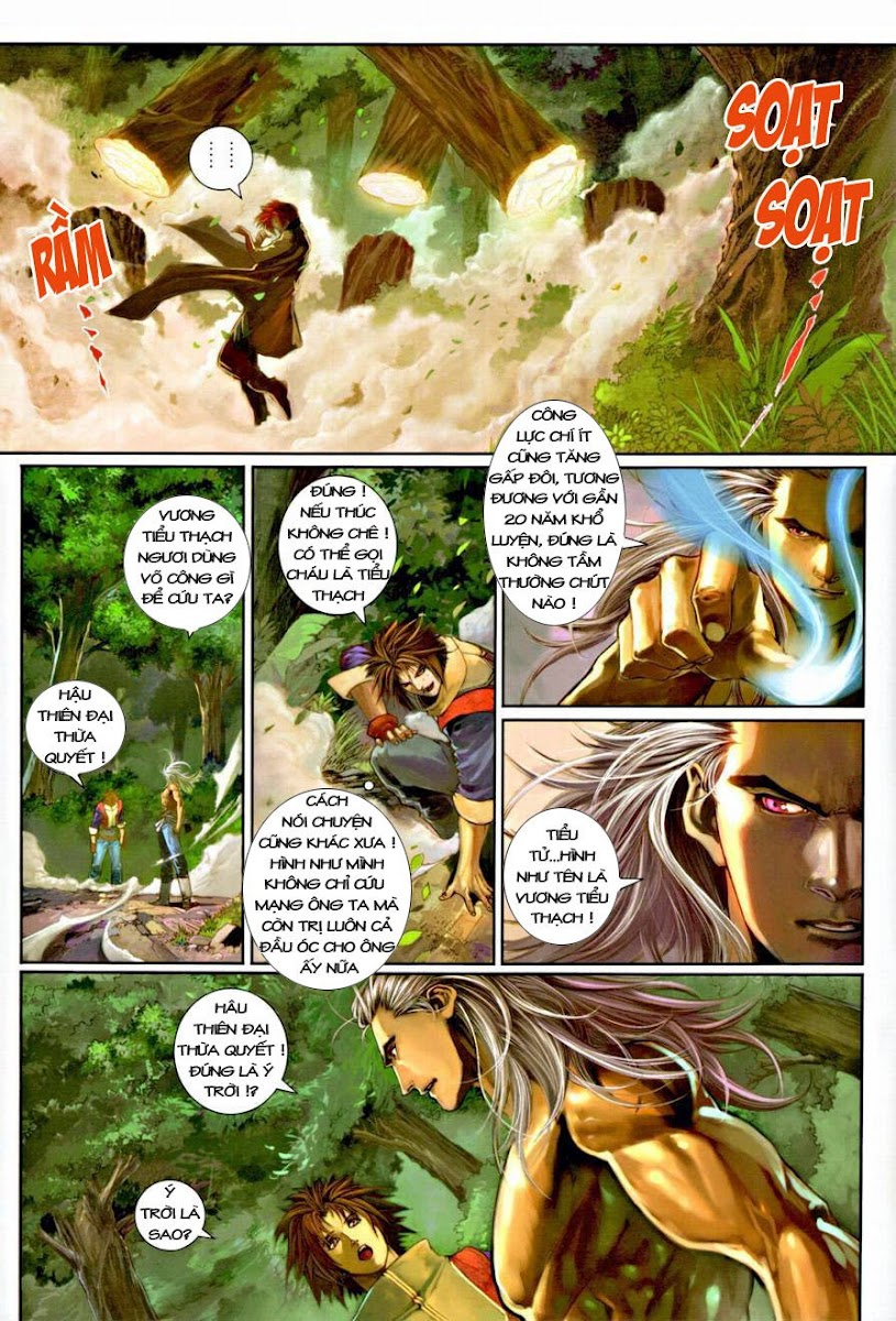 Ôn Thụy An Quần Hiệp Truyện chap 7 trang 19