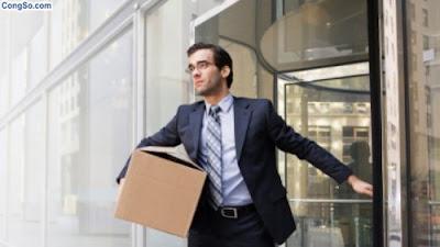 làm gì khi bị mất việc