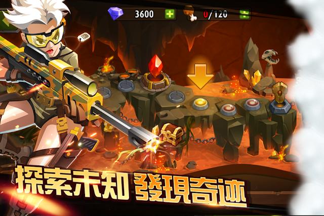 Magic Rush Heroes App