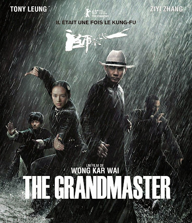 Poster Of The Grandmaster 2013 In Hindi Bluray 720P Free Download