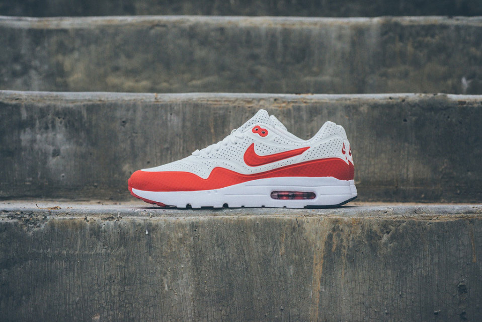 TODAYSHYPE: Nike Air Max 1 Ultra Moire OG Red