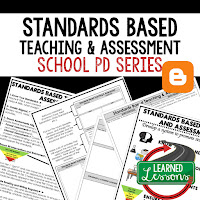 Standards Based Teaching and Assessments