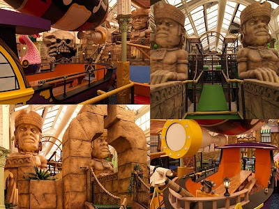 Blackpool Tower Jungle Jims Children's Play