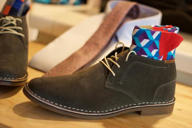 menswear, socks, shoes