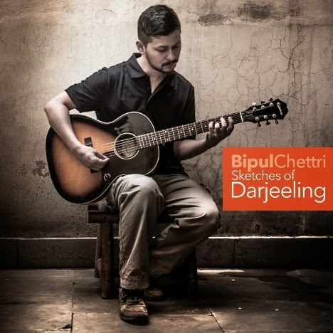 Bipul Chettri's album 'Sketches of Darjeeling' available for download