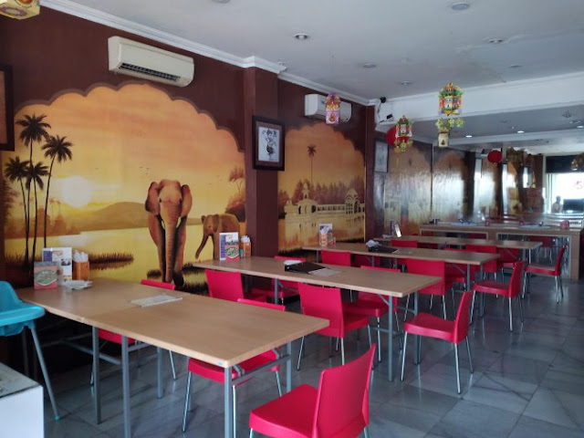 Jasa Lukis Dinding dan Mural cafe Jakarta