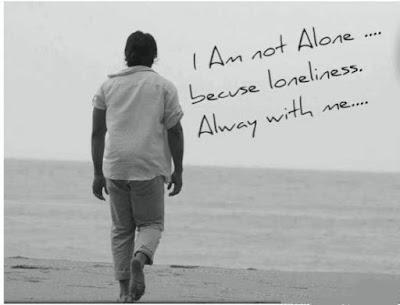 Alone Status - Feeling Alone Status English