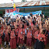 Yonif 511/DY Salurkan Bantuan Perlengkapan Sekolah untuk Pelajar Perbatasan