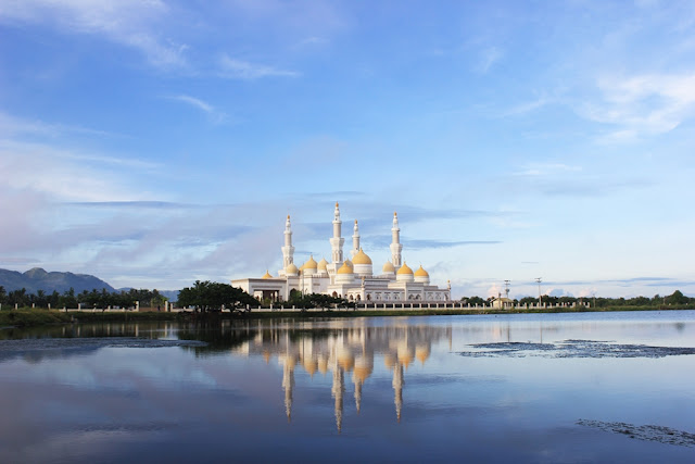 Grand Mosque, Cotabato City