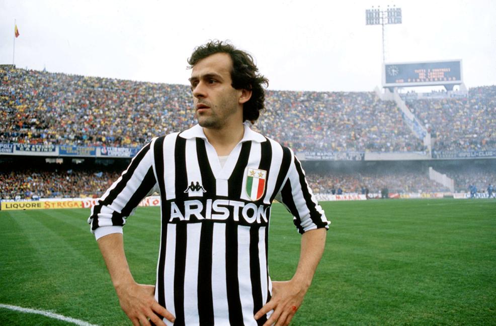 Il pallone racconta: Michel PLATINI