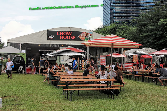 Chow House, DBS Marina Regatta, Singapore
