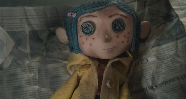 Herbie's World of Kitsch & Toys: 🗝 Coraline Me Doll by
