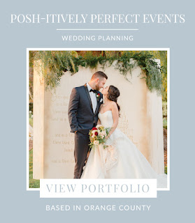 Orange County, California Wedding Planner