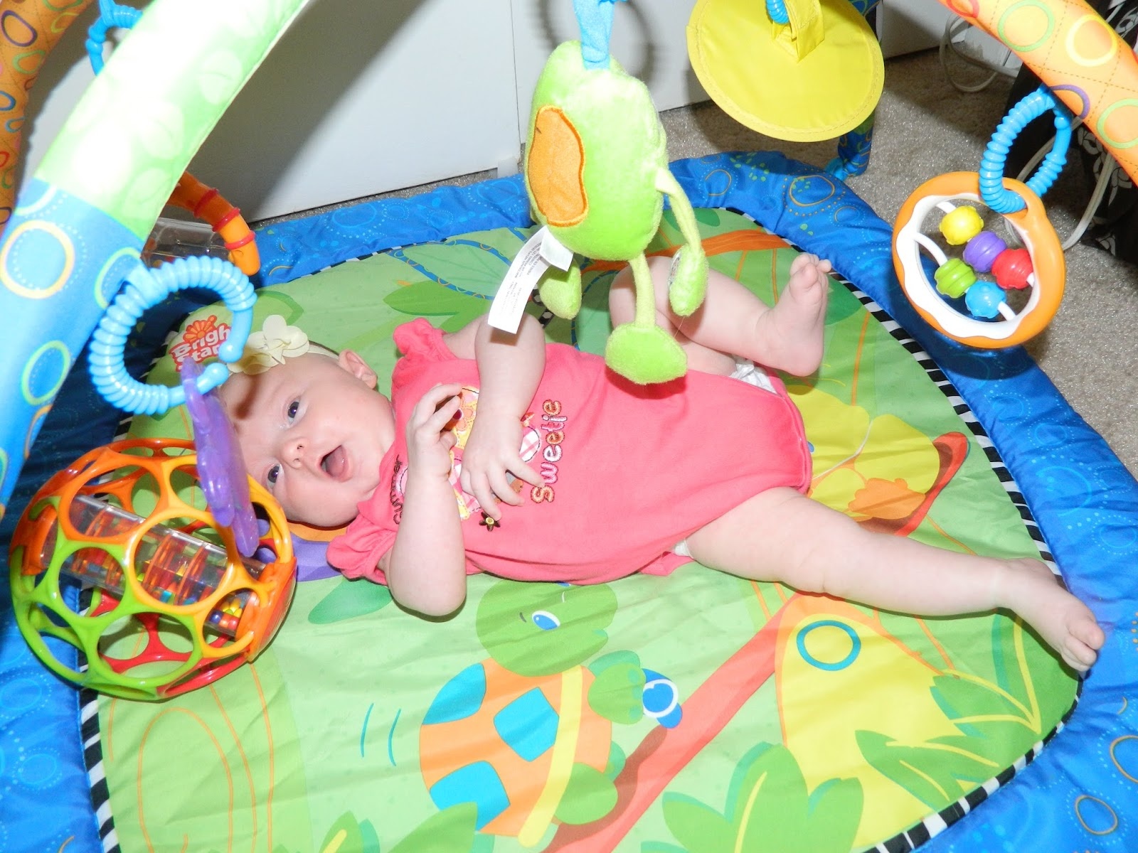 Polka Dotty Place Favorite Baby Play Items 0 2 Months