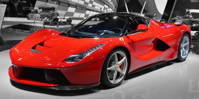 フェラーリが被災者支援で「ラ フェラーリ」を追加生産しチャリティーオークションに出品へ!